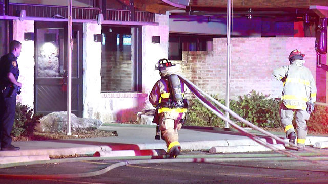 Kitchen fire damages Alamo Cafe restaurant on Highway 281