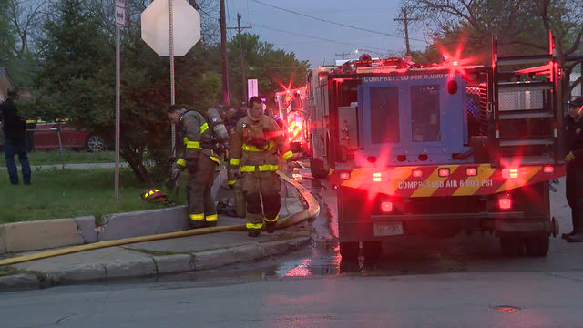1 dead in West Side house fire