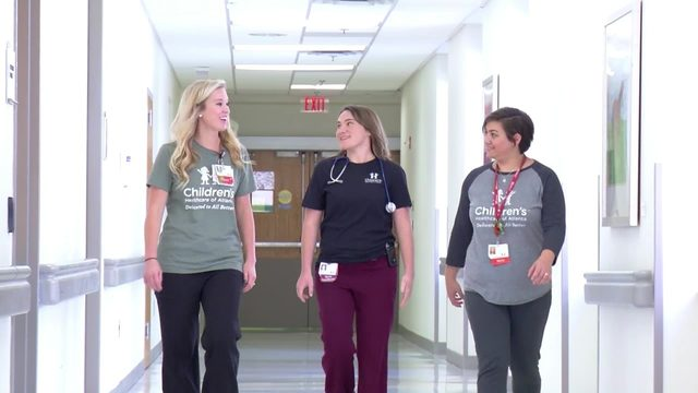 Fighting diabetes starts with three special nurses