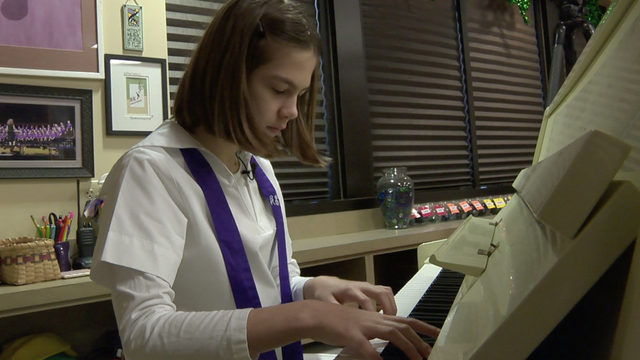 11-year-old pianist recalls experience performing at Carnegie Hall
