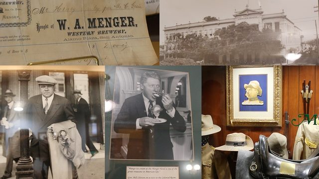 Throwback Thursday: Menger Hotel history features notable guests,…