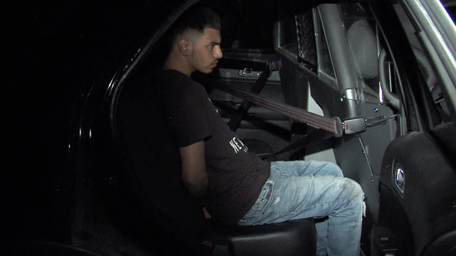 1 arrested, 1 sought after Uber driver shot during carjacking