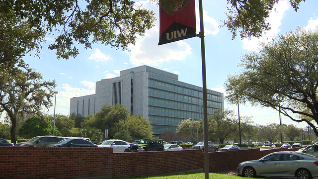 UIW interested in purchasing AT&T building on Broadway