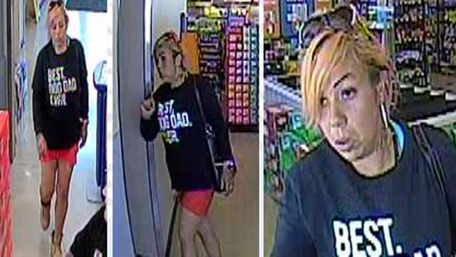 Woman steals unattended car at West Side gas station, police say