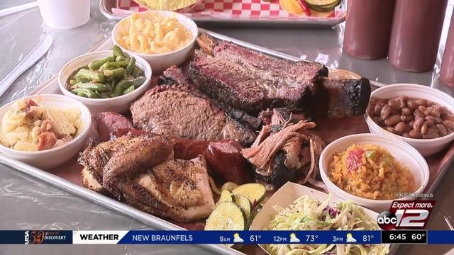 The ultimate San Antonio barbecue map