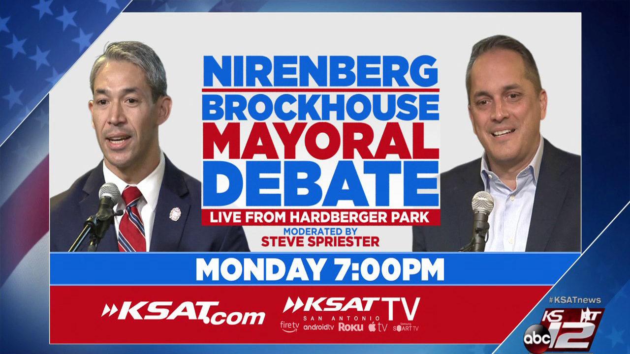 Mayoral debate to take place Monday