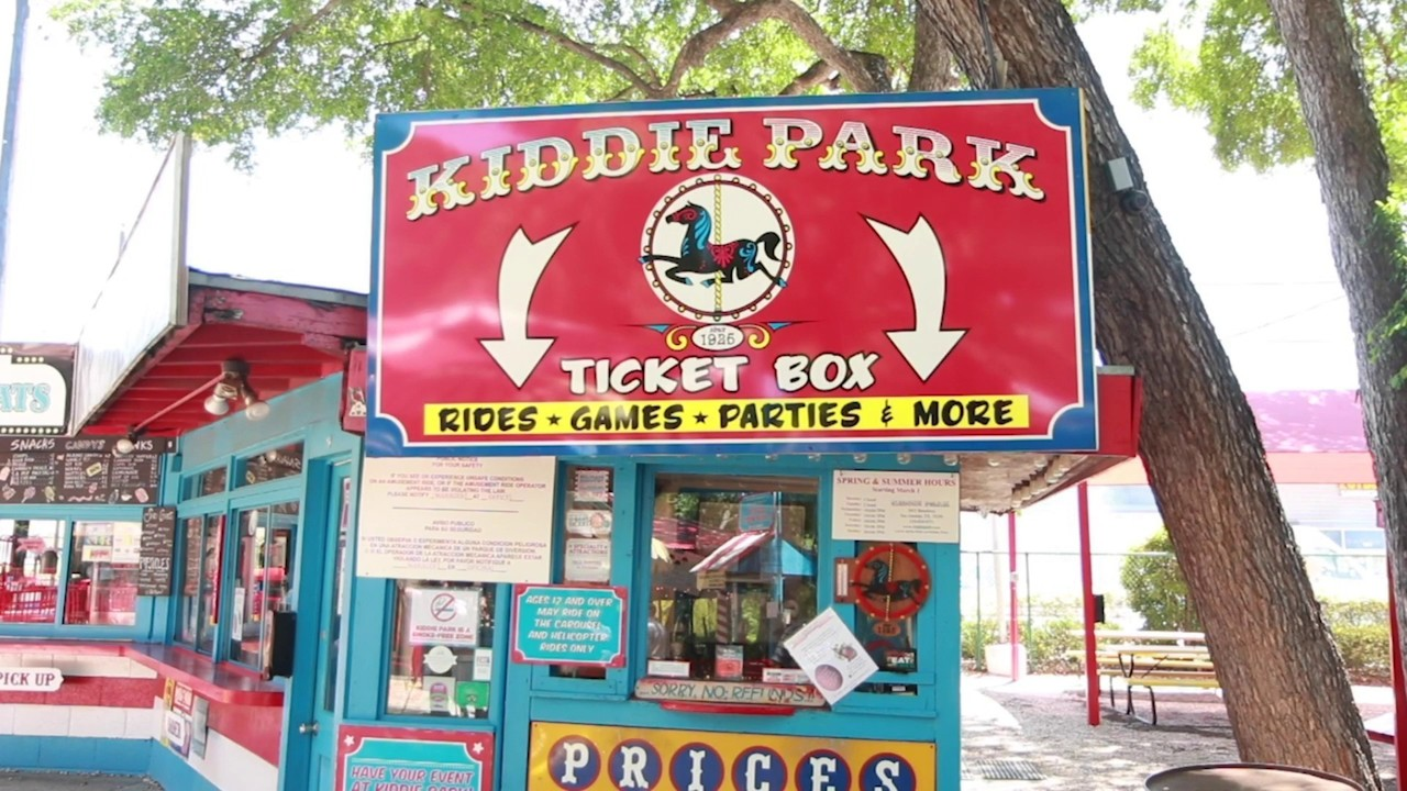 Plans Revealed For Kiddie Park S Move To Sa Zoo