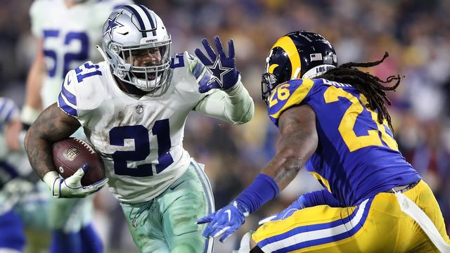 ESPN: RB Ezekiel Elliott, Cowboys agree to 6-year extension