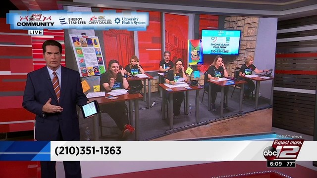 KSAT Community: Donate Life Texas Phone Bank | KSAT 12