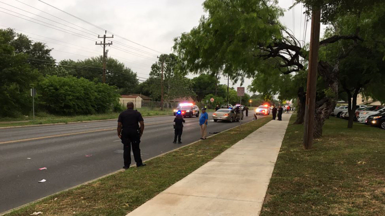 Woman Hit Killed By Vehicle Near West Side Elementary