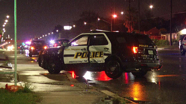 SAPD officer injured in crash with SUV