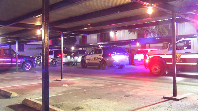 Teen shot in back by friend while in same car, police say