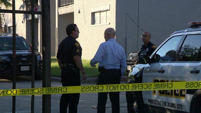 Man shot in head, torso near AT&T Center