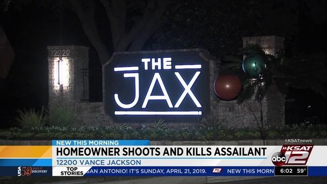 SAPD: Man shoots and kills assailant
