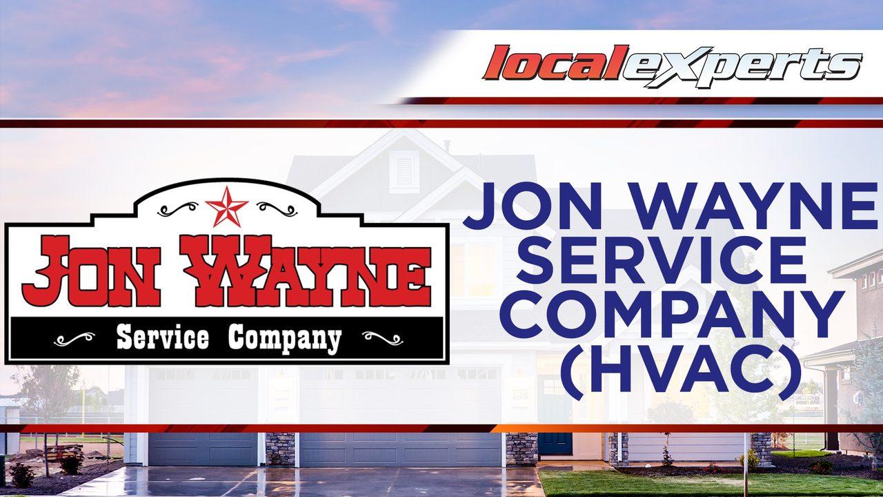 Local Expert Jon Wayne Service Company Hvac