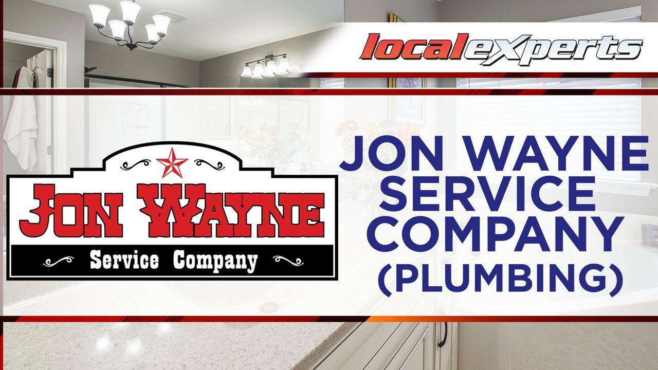 Local Expert Jon Wayne Service Company Plumbing