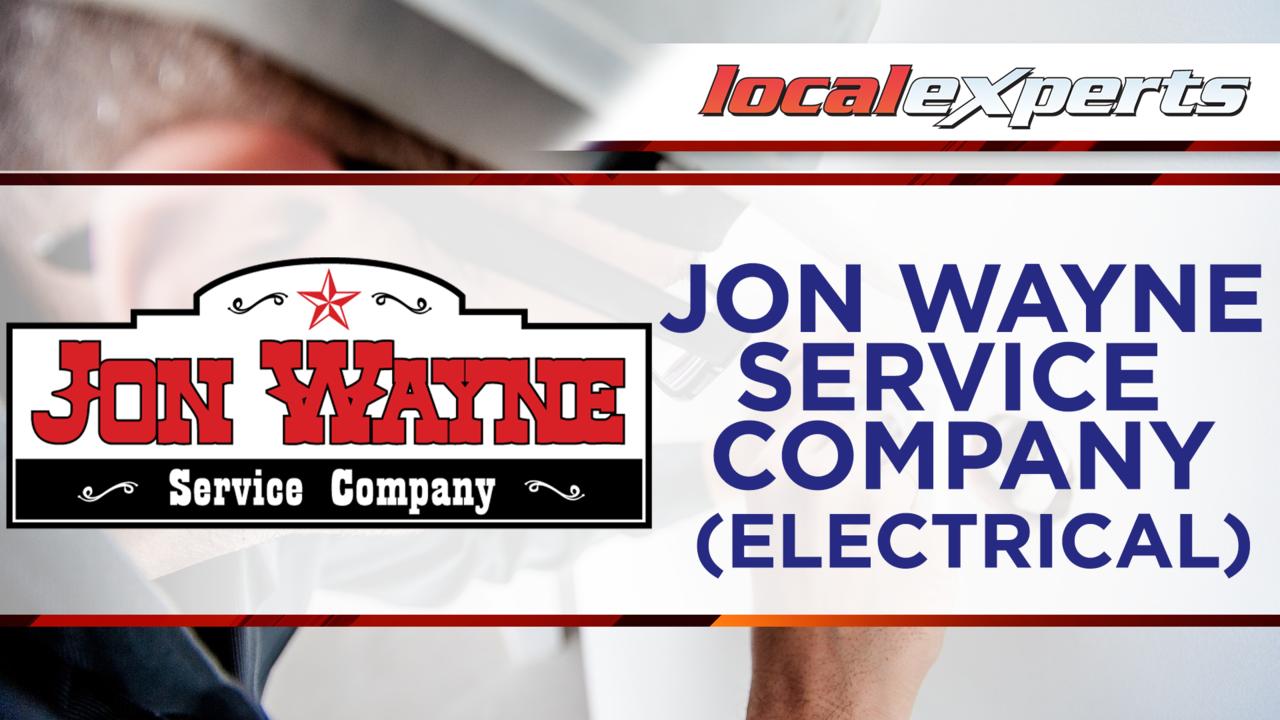 Local Expert Jon Wayne Service Company Electrical