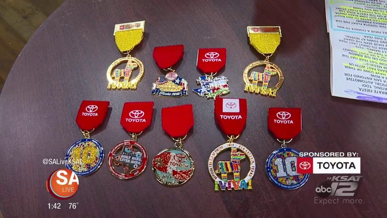 Viva Fiesta Check Out Toyota S 2019 Fiesta Medal