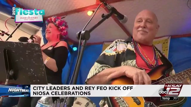 WATCH: Sights and sounds from NIOSA's opening night