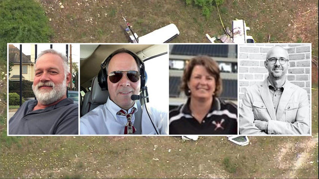 What we know about Kerrville plane crash victims