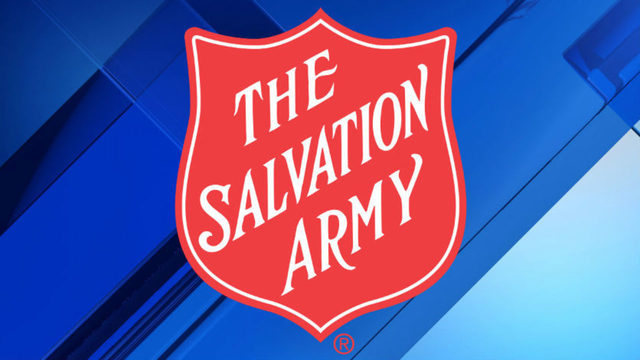 Salvation Army postpones Senior Festival due to potential rain Wednesday