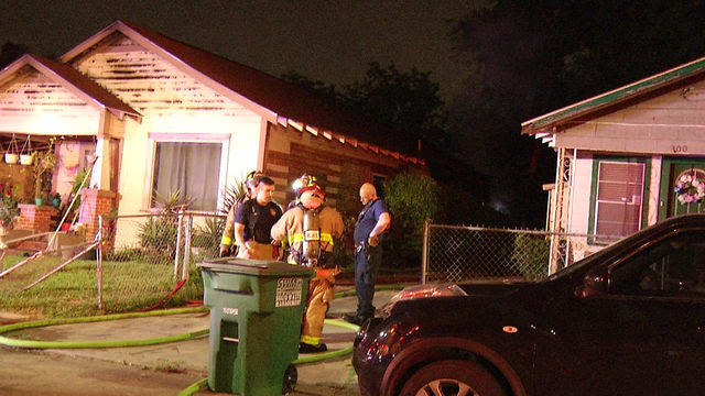 SAFD: Electrical fire displaces family of 6 from South Side home