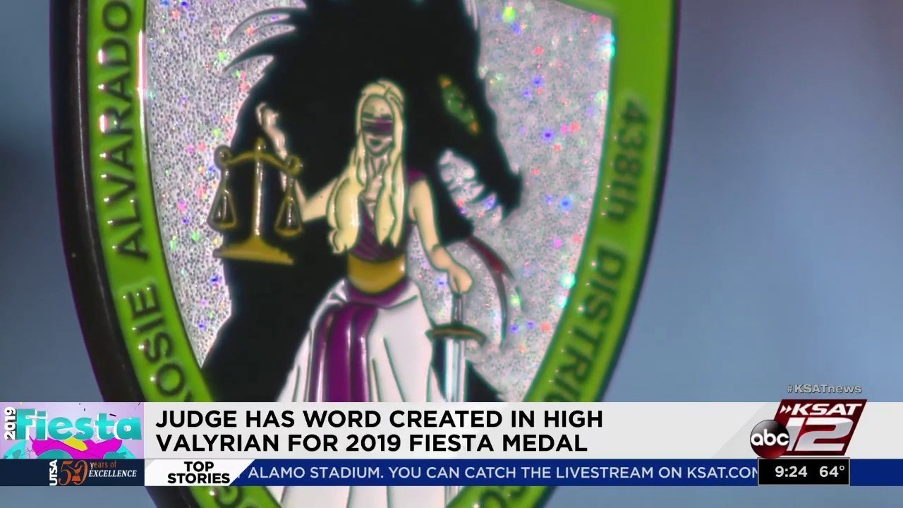 Game Of Thrones Linguist Helps Sa Judge With Fiesta Medal