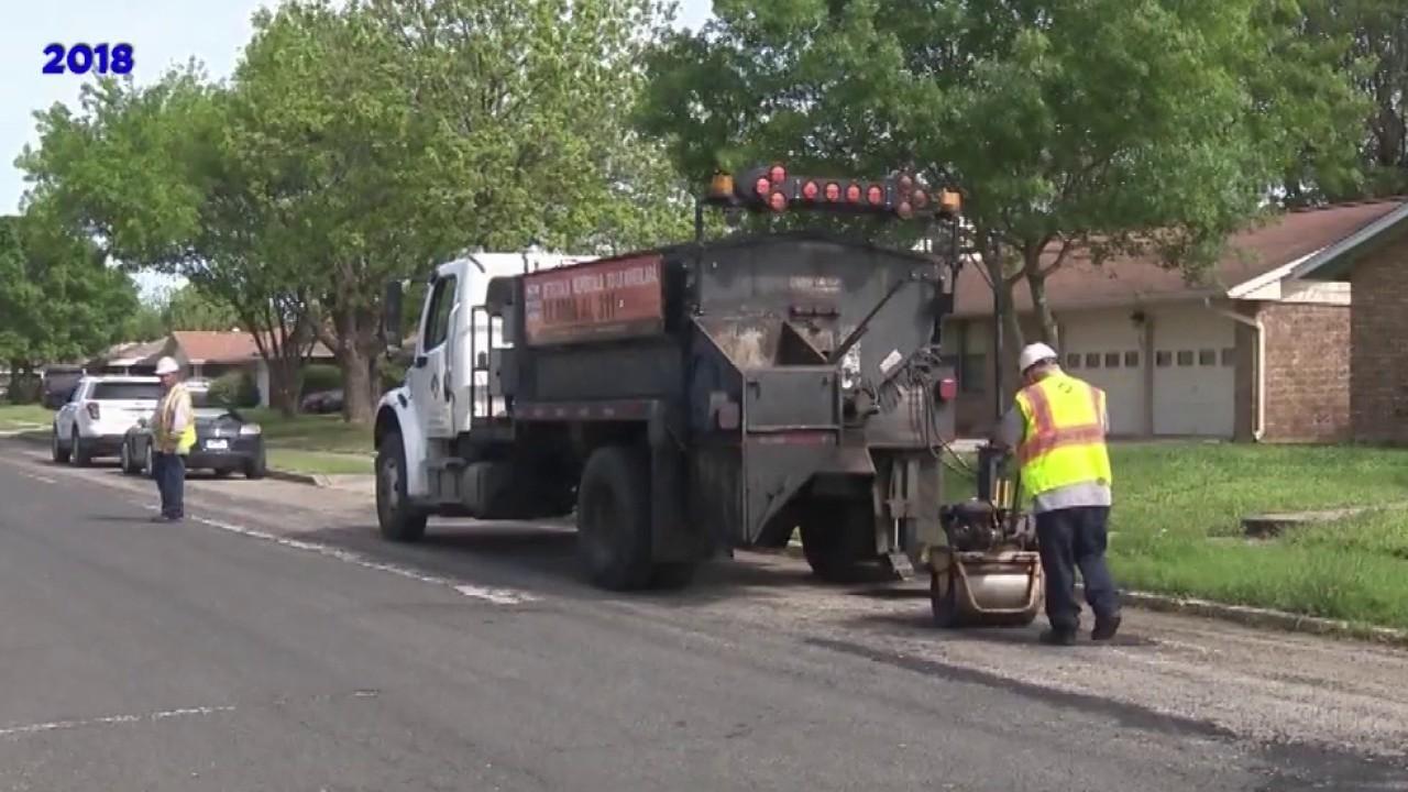 Sa Repairs Record Number Of Potholes Beats April Goal