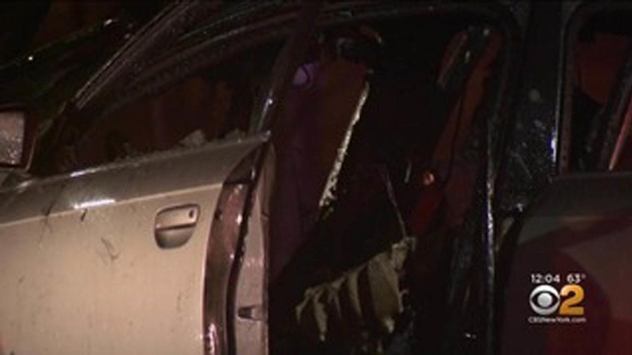 3 Year Old Girl Dies In Burning Car Father In Custody
