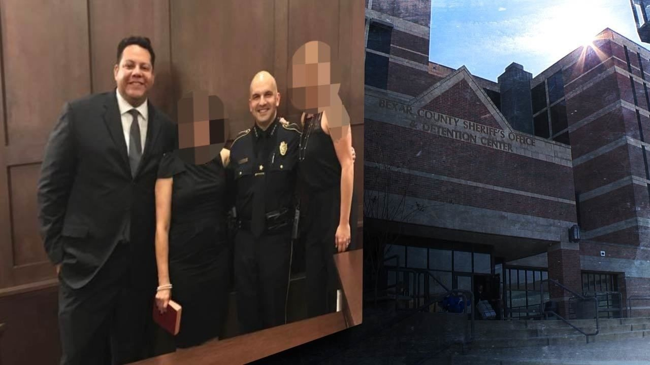 Fired deputy rehired after donating thousands of dollars to