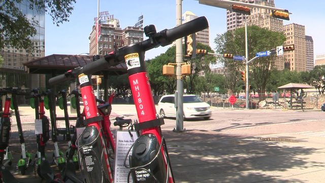 Gov. Greg Abbott: 'Action is needed' on e-scooters