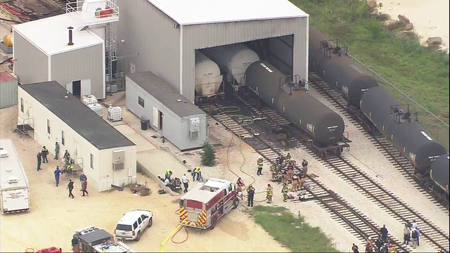 Second worker dies from tanker explosion injuries, police chief says