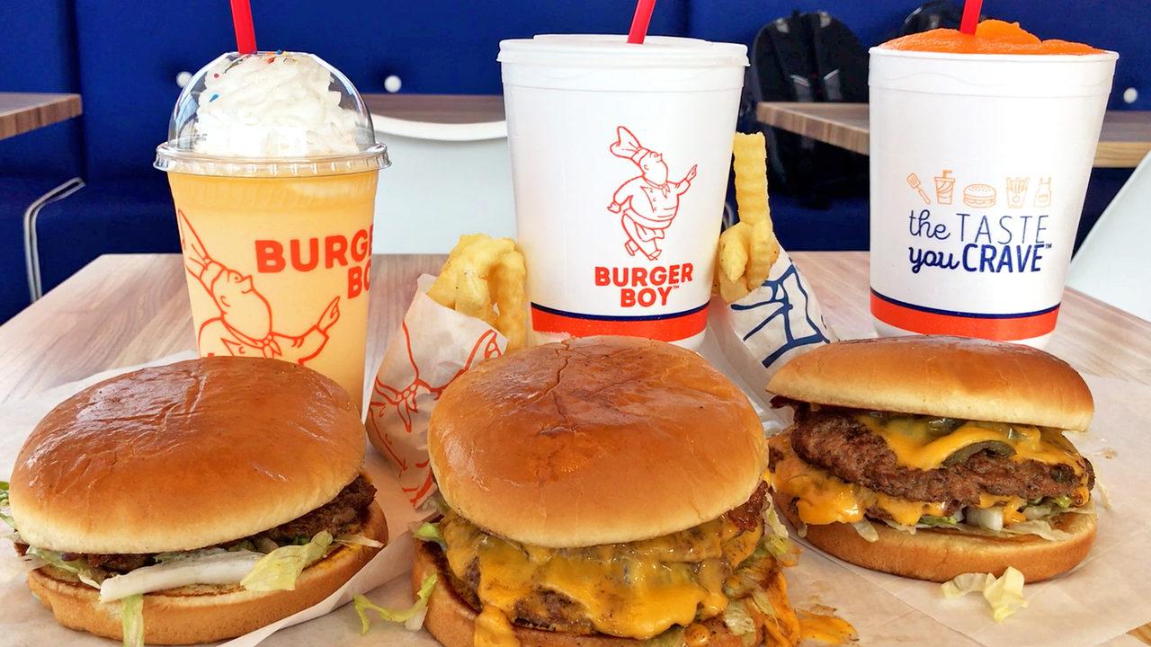 Burger Boy To Open Third San Antonio Location