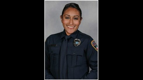San Marcos police pfficer recovering after being hit by SUV