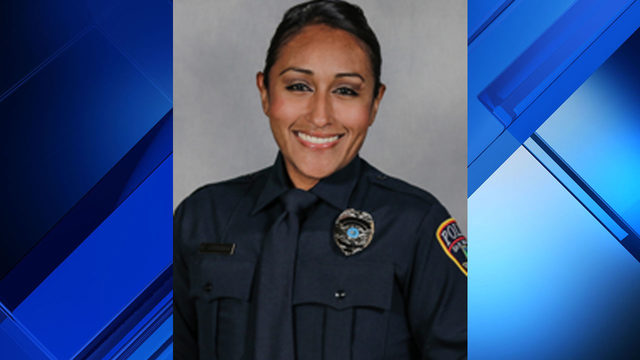 San Marcos police officer recovering after being hit by suspected drunk driver
