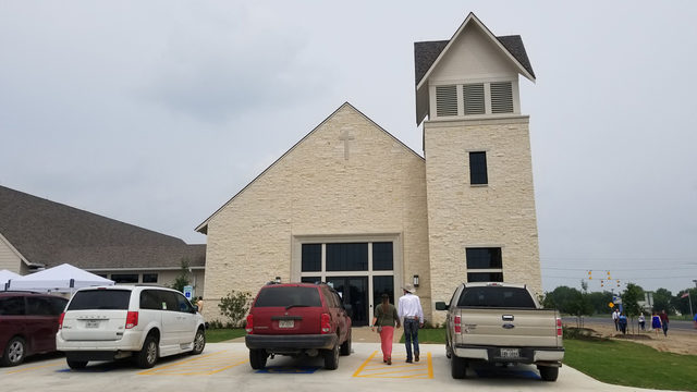 18 months after shooting, Sutherland Springs church to unveil new worship center