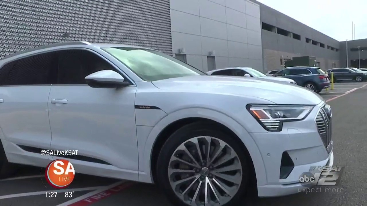 Audi Partners With Electrify American Amazon To Add Over