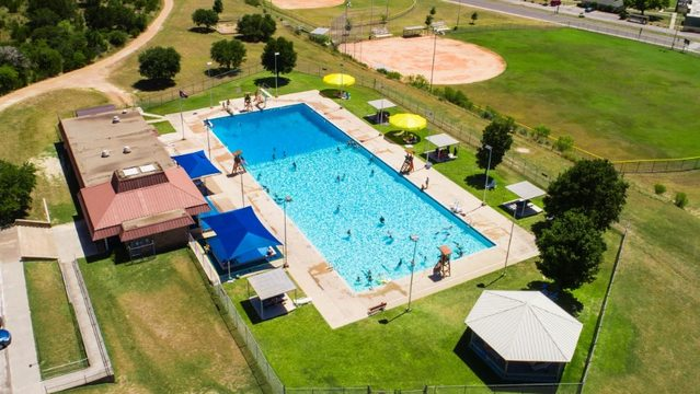 Make a big splash in Kerrville's Olympic pool