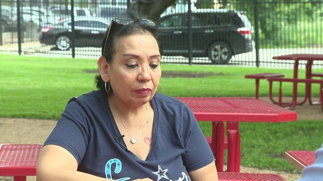 Grieving mother informs others about crime victim compensation program