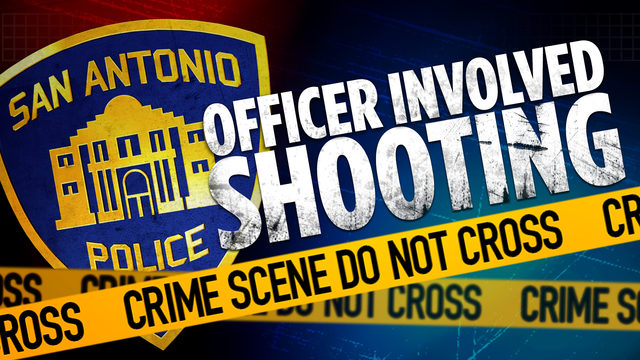 Police respond to reported officer-involved shooting on West Side