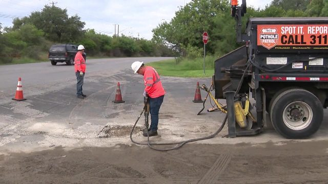 Partnership leads to road repairs, new opportunities at JBSA-Fort Sam Houston