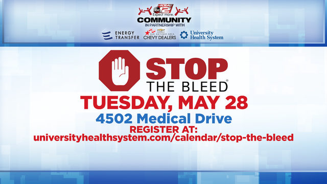 University Hospital to hold free Stop the Bleed class Tuesday