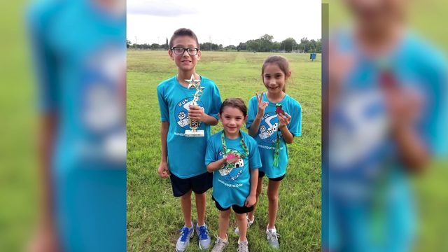 Run SA Youth offers free running program for kids 6-12