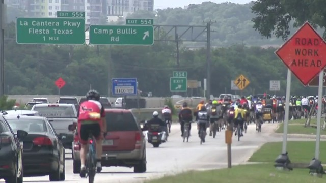 Bike ride honors fallen cyclists