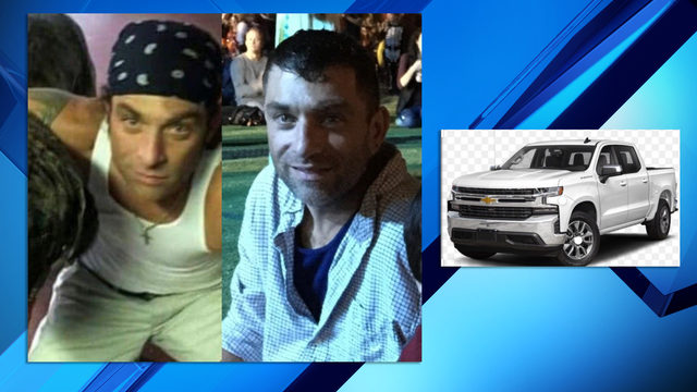 Authorities search for man last seen May 1