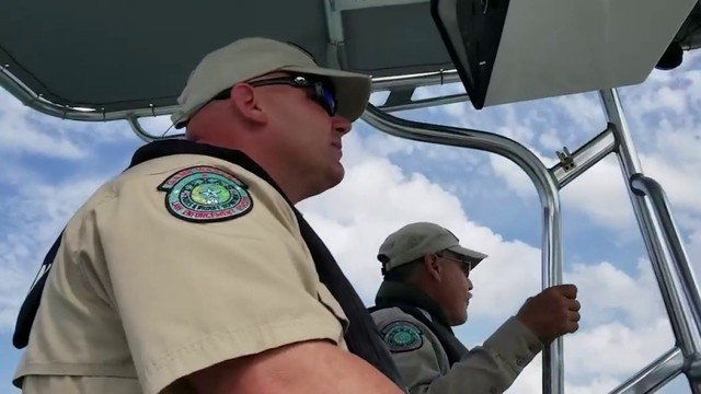 Texas game wardens keeping watch on Memorial Day weekend boaters