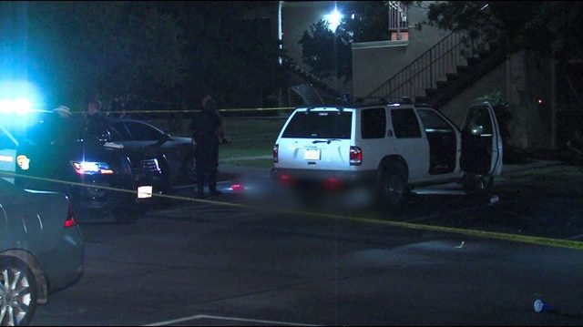 SAPD: man shot dead near car at college party