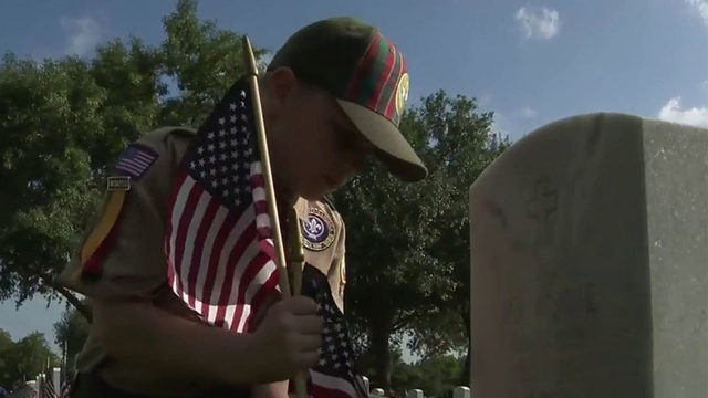 Memorial Day ceremony held at Fort Sam Houston