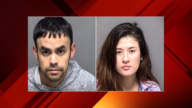 2 arrested after drug, weapons raid, deputies say