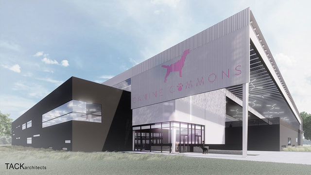 One of largest indoor dog parks ever built coming to Austin